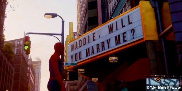 Spider-Man: Trauriges Easter Egg entdeckt!