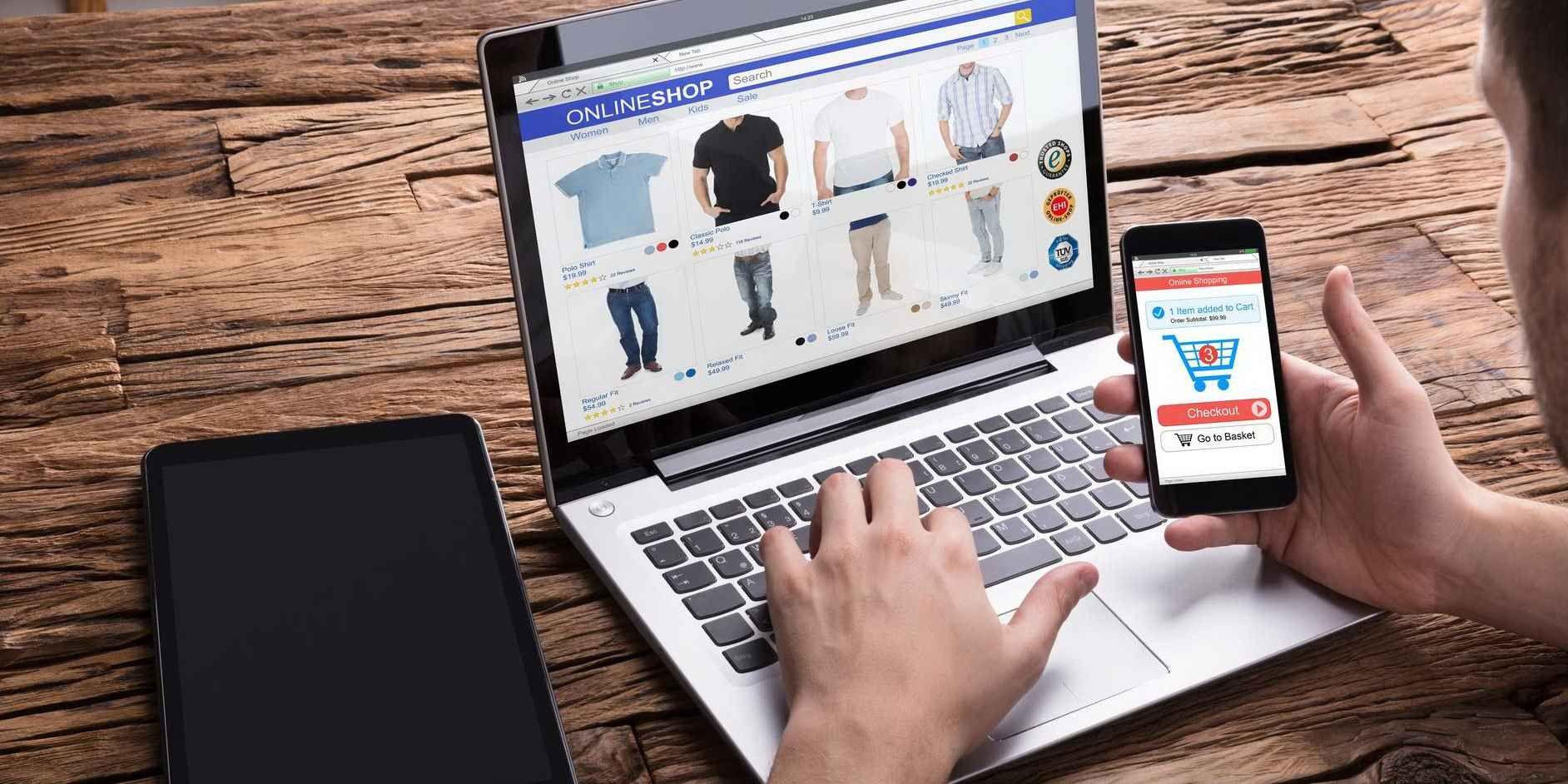 Image result for Sie online einkaufen