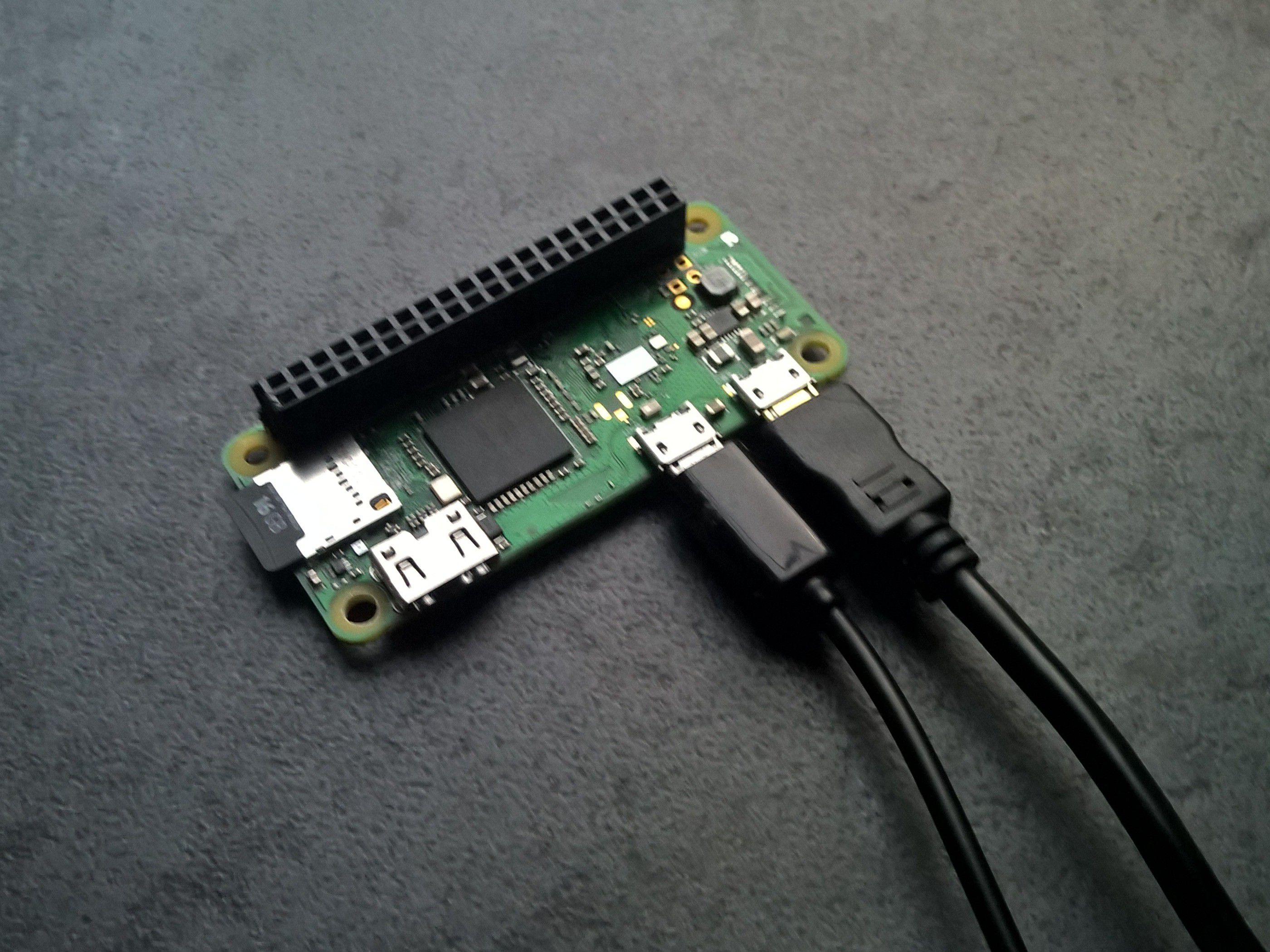 Raspberry Pi Zero W als smarter USB-Stick - PC-WELT