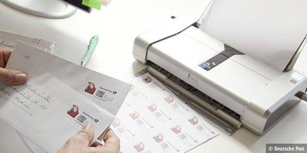 Briefmarken Zum Sofortigen Ausdrucken Pc Welt