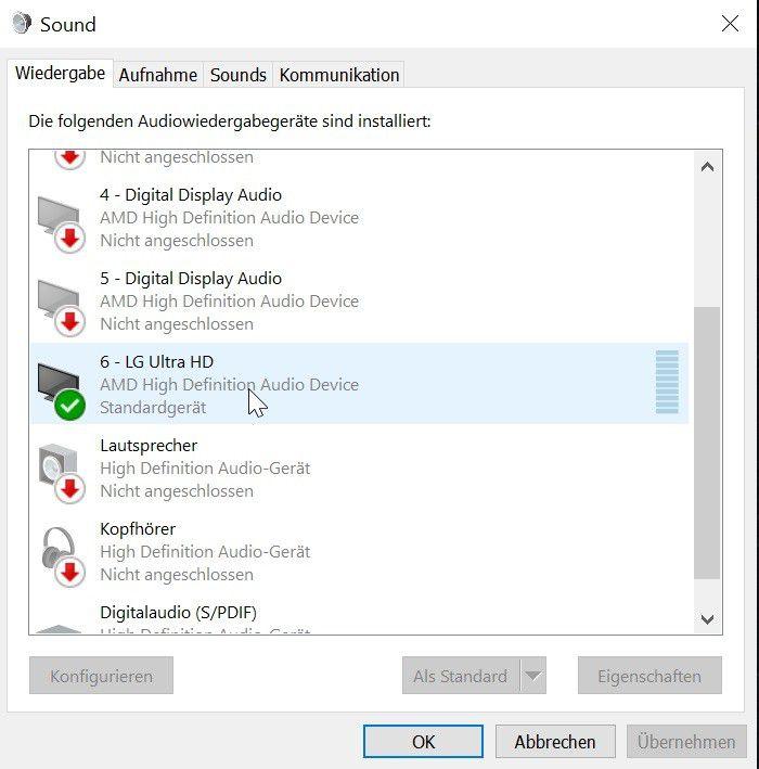 Kein Sound über HDMI – das können Sie tun - PC-WELT