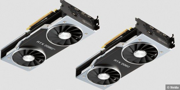 Test: Nvidia Geforce RTX 2080 und 2080 Ti Founders Edition.
