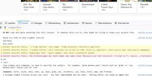 Neues Easter Egg: Text-Adventure in Google