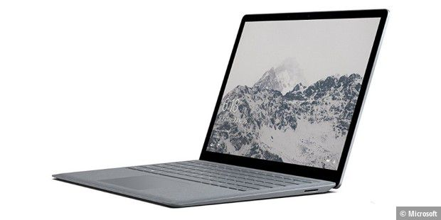 Surface Laptop aktuell bei Amazon im Angebot