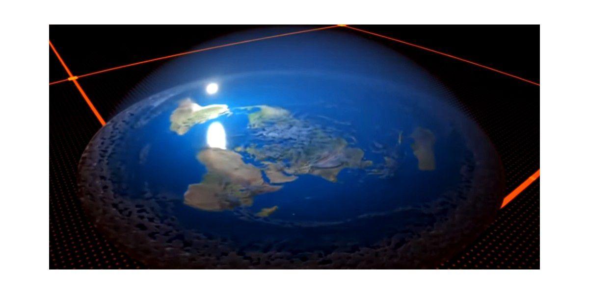 Flache Erde Karte Kaufen.Flat Earther Wollen Den Rand Der Erde Live Streamen Pc Welt