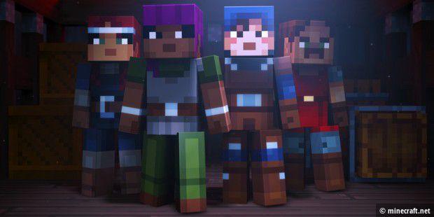 Mojang Kündigt Minecraft Dungeons An PCWELT - Minecraft kostenlos spielen ohne installieren