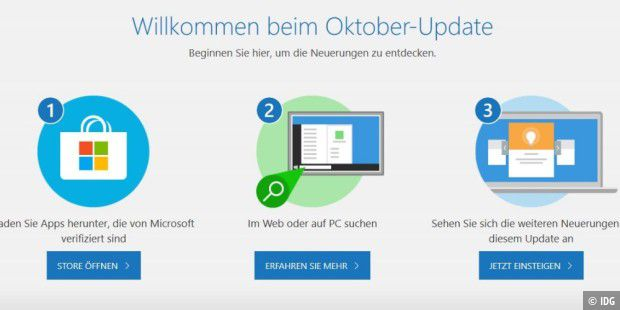 Windows 10 Oktober-2018-Update - die coolsten Neuerungen