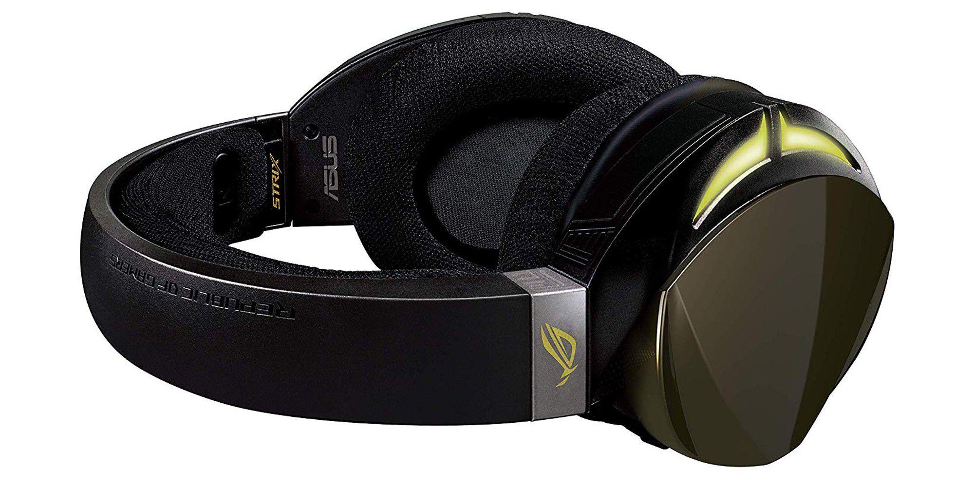 test asus rog strix fusion 700 headset mit bluetooth. Black Bedroom Furniture Sets. Home Design Ideas