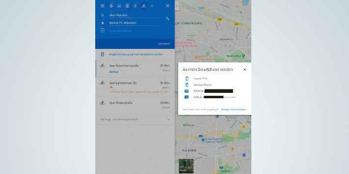 Entfernungsmesser Google Maps : Die besten android tipps für google maps pc welt