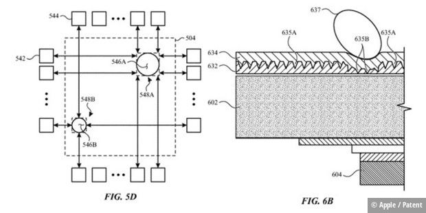 "Patent: ""Composite Cover Material for Sensitivity Improvement of Ultrasonic Touch Screens"""
