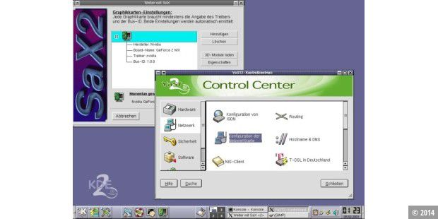 Suse Linux 7.1