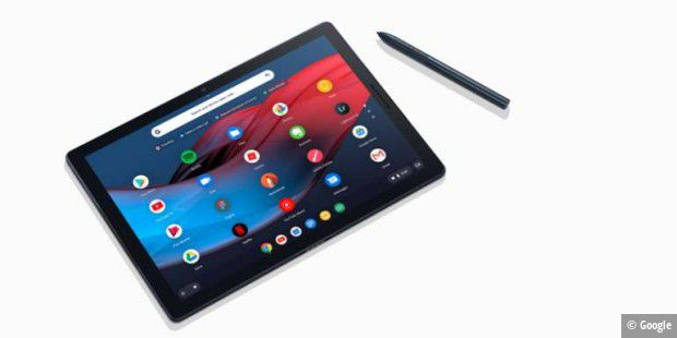 Google Slate mit Chrome OS
