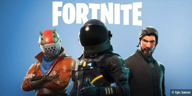 Fortnite für Android startet in die Open Beta.