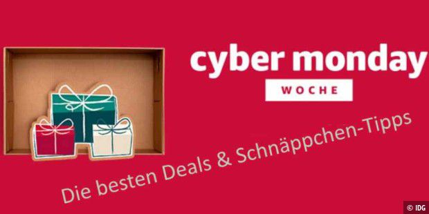 Amazon Cyber Monday Woche startet am 19. November