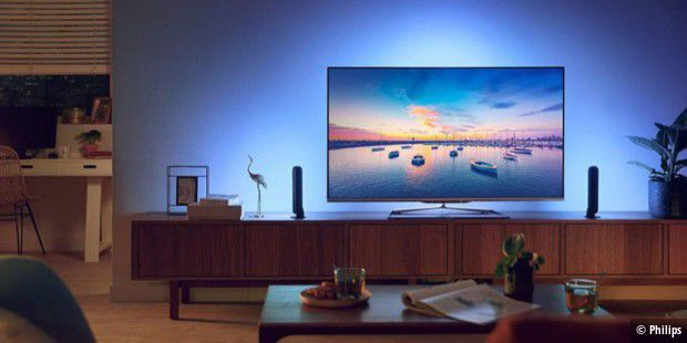 Led Hintergrundbeleuchtung Fur Den Tv Kaufempfehlung Pc Welt