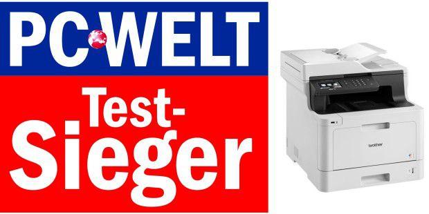 Im Test: Die besten Farblaser-Multifunktionsdrucker