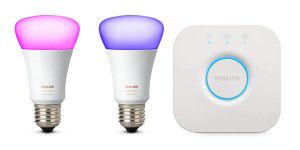 Cashback-Aktion für Philips Hue Starter-Kits