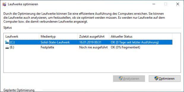SSD statt Festplatte: So zieht Windows 10 ohne Neu
