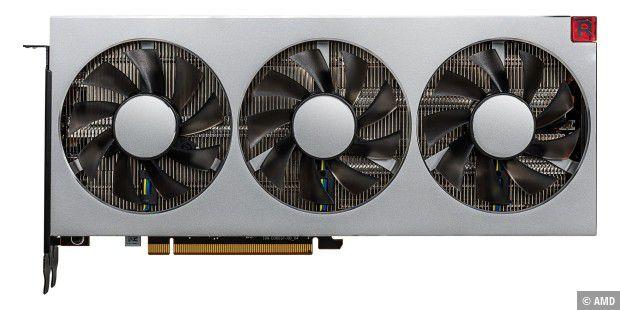 Im Test: AMD Radeon VII