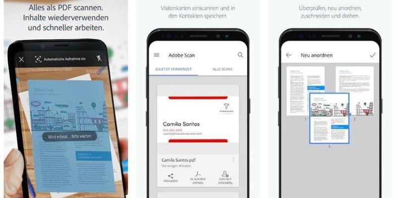 Die Besten Scanner Apps Für Android Pc Welt