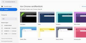 Google Chrome: 14 Designs direkt von Google