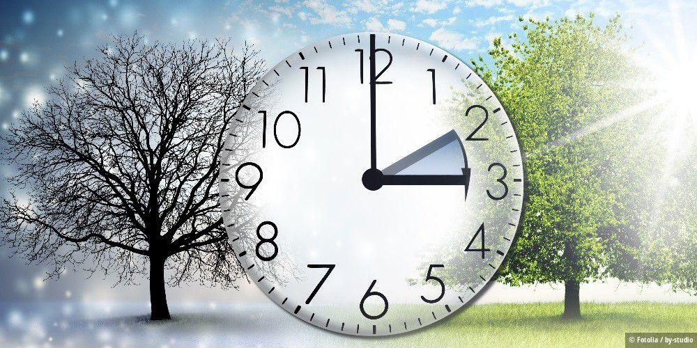 Uhrzeit Umstellen 2021