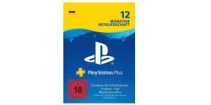 Schnapper: 12 Monate Playstation Plus für 45 Euro