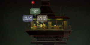 Oxenfree gratis im Epic Game Store