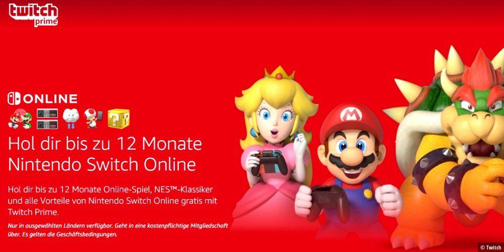 nintendo switch online kündigen