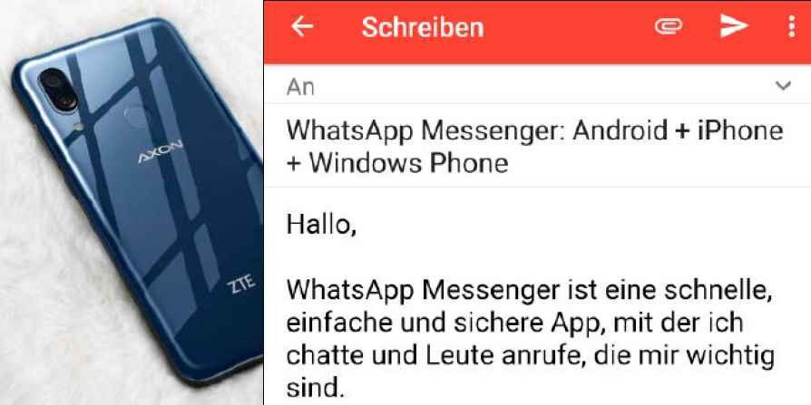 Zu ohne nachrichten sein schreiben online whatsapp WhatsApp