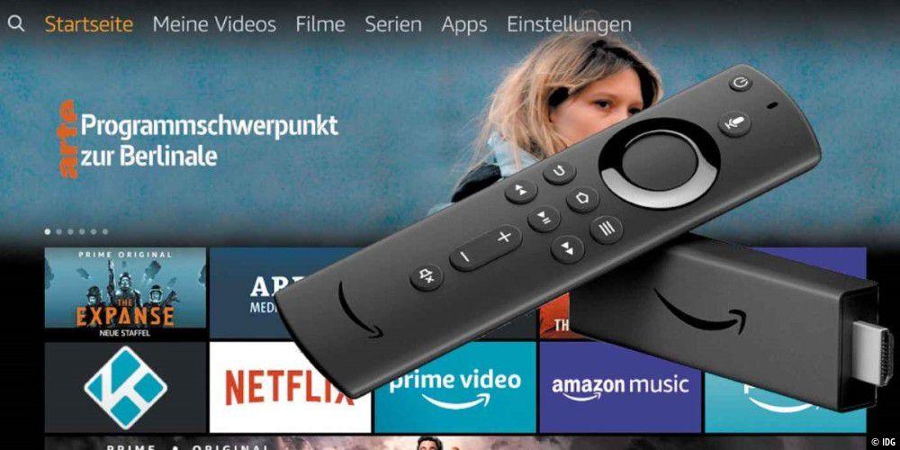 amazon fire tv stick im ausland nutzen