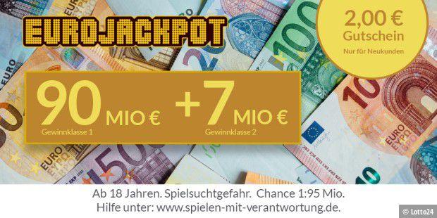 Euro Jackpot Uhrzeit