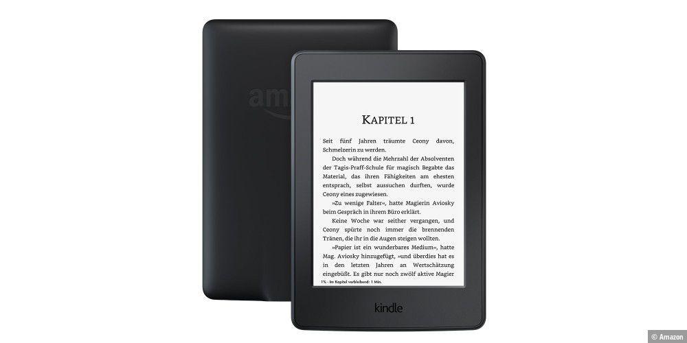 So lesen Sie PDF auf Ihrem Amazon Kindle