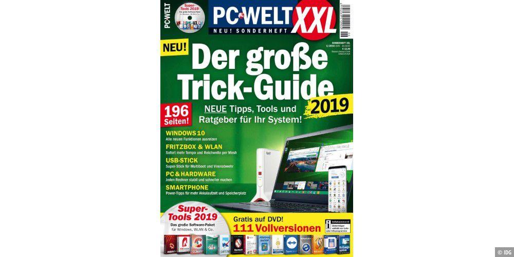 PC-WELT XXL 6/2019 Der große Trick Guide 2019