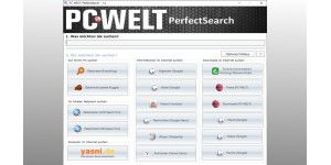 Suchtool: PCW Perfect Search 1.4