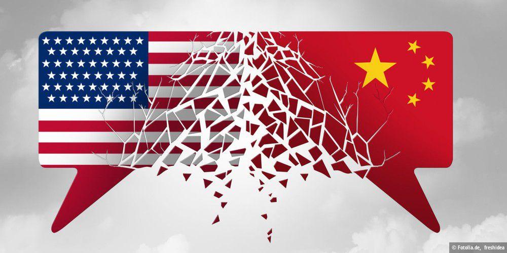 Trump spekuliert über Deal mit China - Huawei inklusive