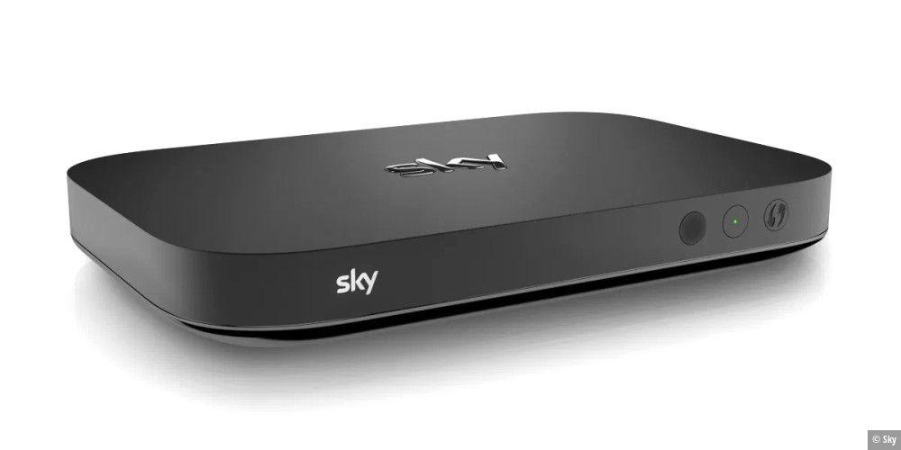 Sky Q Mini Box und Sky Q App für PS4 vorgestellt