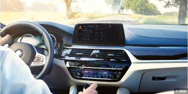 Alexa im BMW: Aussehen, Bedienung, Funktion, Verfügbarkeit - PC-WELT