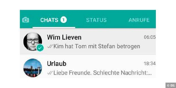 Whatsapp Status Lesebestätigung Whatsapp Blaue Haken