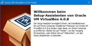 Windows 10 in Virtualbox einrichten - in 8 Schritten