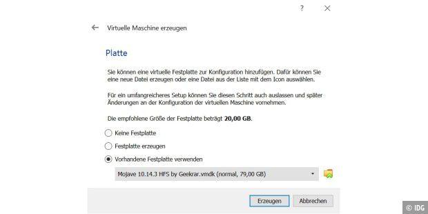 Mac OS ausprobieren - mit einem virtuellen PC - PC-WELT