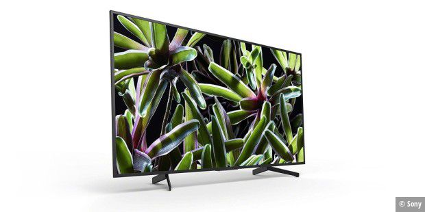 amazon sony smart tvs im angebot des tages pc welt. Black Bedroom Furniture Sets. Home Design Ideas