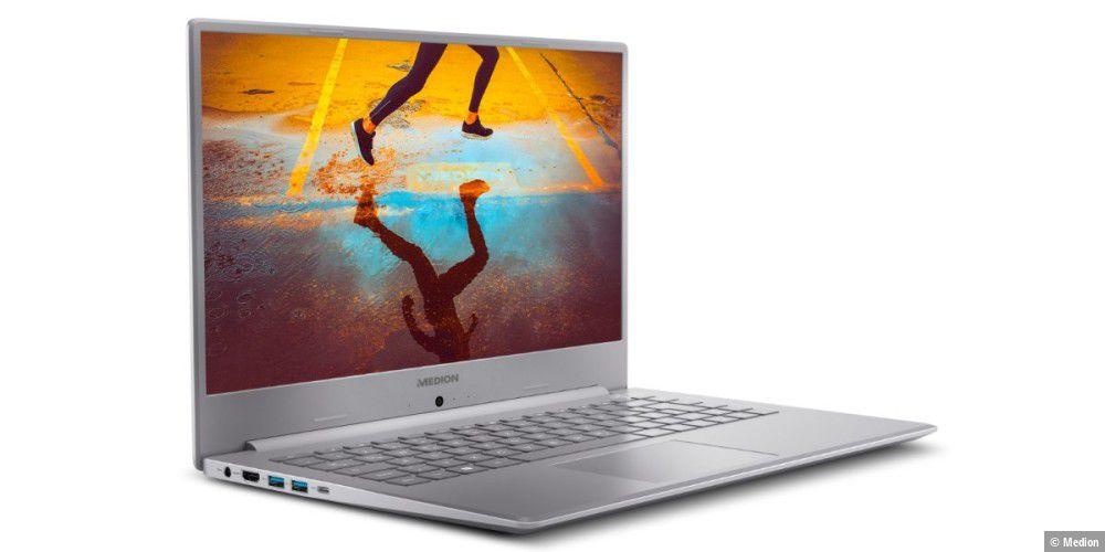 Aldi: Notebook mit i5, SSD und Alu-Gehäuse ab 29.8.
