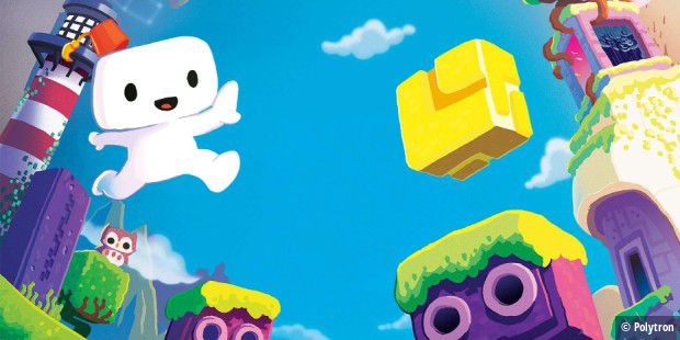 Epic Games verschenkt Knobel-Hit Fez