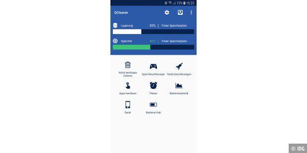 Die besten kostenlosen Cleaner-Apps für Android - PC-WELT