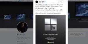 Microsoft: Surface-Event mit Windows Lite und AMD-CPUs?