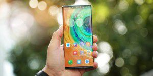 Huawei Mate 30 Pro ohne Play Store im Hands-On