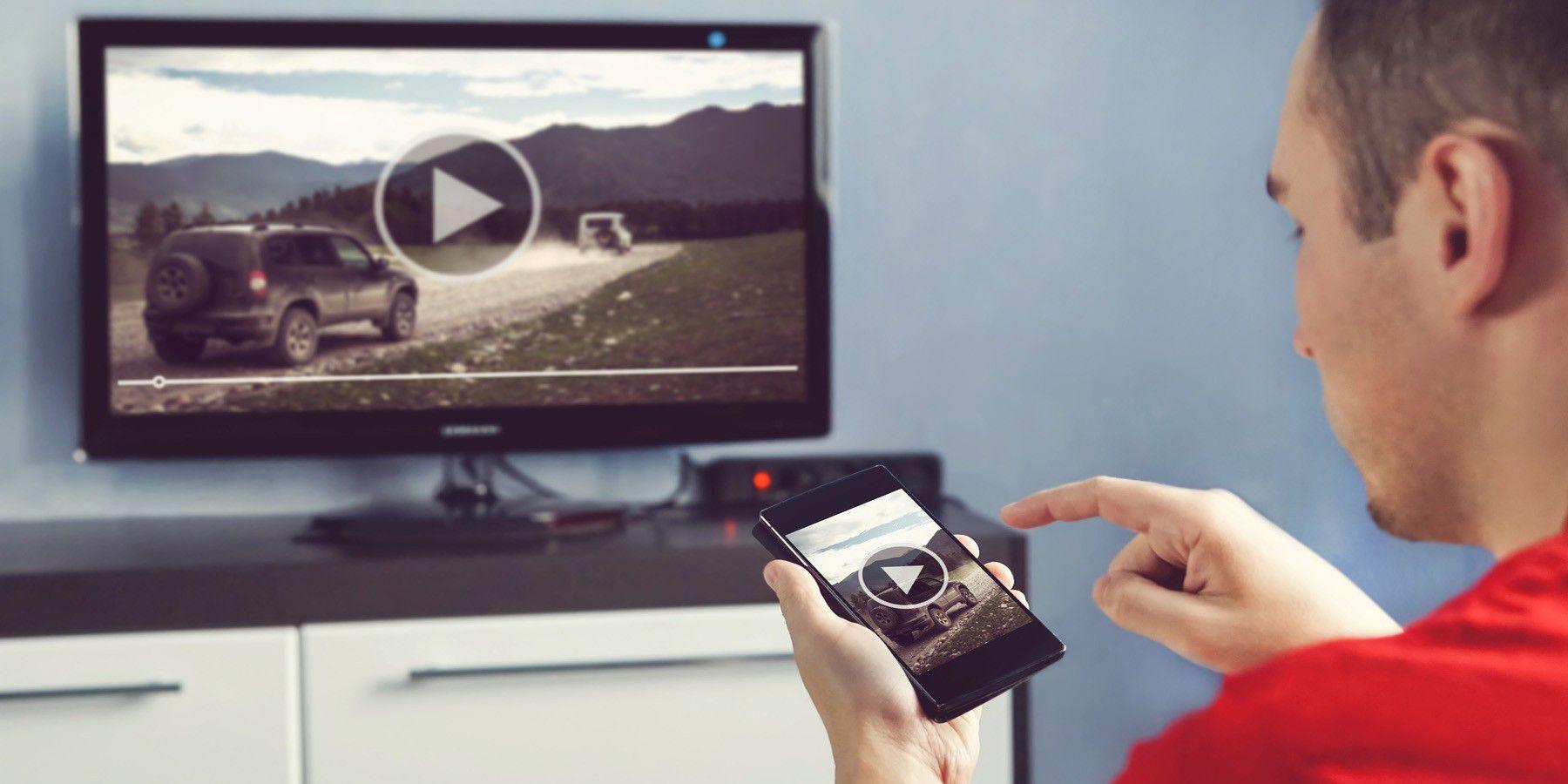 Handy mit Fernseher verbinden und kabellos Bildschirm spiegeln