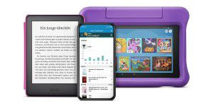 Amazon: Neues Fire HD 10 (Kids) & erstmals Kindle Kids