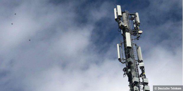 Deutsche Telekom: Hier gibt es jetzt schnelleres LTE und Glasfasernetz